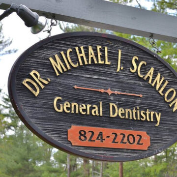 Dr. Michael J. Scanlon (General Dentistry) Logo